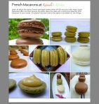 French Macarons  © KETMALA'S KITCHEN 2012-13