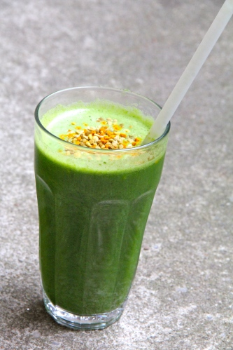 Green Smoothie © KETMALA'S KITCHEN 2012-14