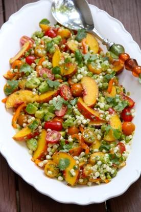 Green Kitchen Vegetable Ceviche © KETMALA'S KITCHEN 2012-14