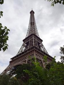 La Tour Eiffel  © KETMALA'S KITCHEN 2012-13