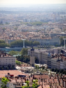 View of Lyon  © KETMALA'S KITCHEN 2012-13