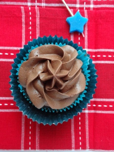 Chocolate Cupcake  © KETMALA'S KITCHEN 2012.