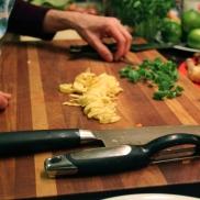 Omelette Chiffonade © KETMALA'S KITCHEN 2012-13