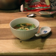 Thai Vegetable Soup © KETMALA'S KITCHEN 2012-13