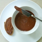 Homemade Chocolate Hazelnut Spread © KETMALA'S KITCHEN 2012-14