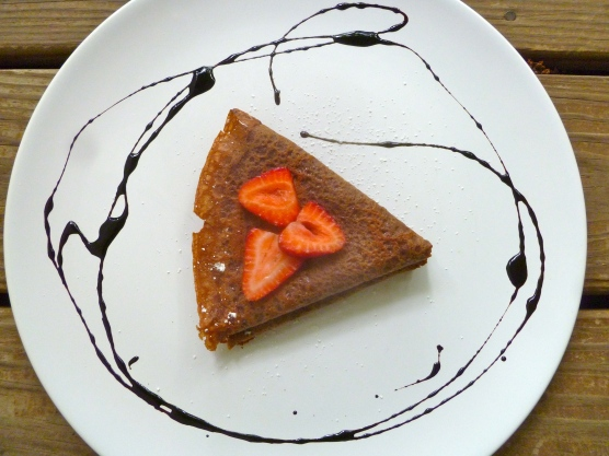 Chocolate Crêpes © KETMALA'S KITCHEN 2012-14