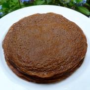 Chocolate Crêpe © KETMALA'S KITCHEN 2012-13