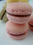 Strawberry Macaron © KETMALA'S KITCHEN 2012-13