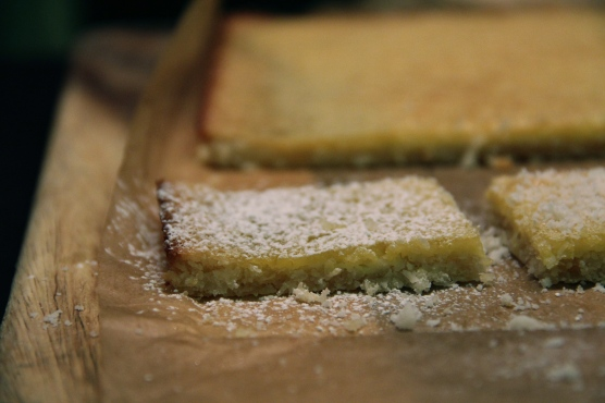 Lemon & Coconut Bars from Green Kitchen Stories © KETMALA'S KITCHEN 2012-13