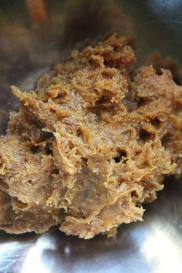 Medjool Dates & Golden Raisins Paste © KETMALA'S KITCHEN 2012-13
