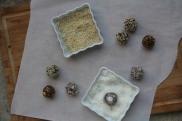 Raw Sesame & Shredded Coconut © KETMALA'S KITCHEN 2012-13