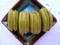 Matcha Macaron © KETMALA'S KITCHEN 2012-13