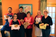 Bread Class 2013 © KETMALA'S KITCHEN 2012-13