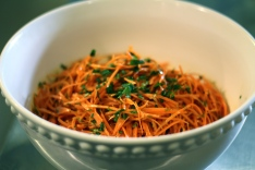 French Carrot Salad © KETMALA'S KITCHEN 2012-13