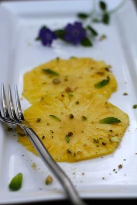 Spiced Pineapple © KETMALA'S KITCHEN 2012-13