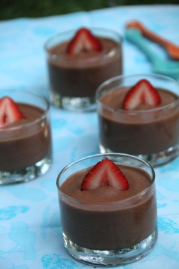 Raw Chocolate Mousse © KETMALA'S KITCHEN 2012-13