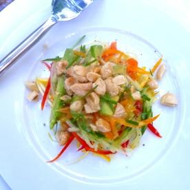 Raw Noodle Salad © KETMALA'S KITCHEN 2012-13