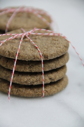 Almond Butter Buckwheat Cookies © KETMALA'S KITCHEN 2012-13