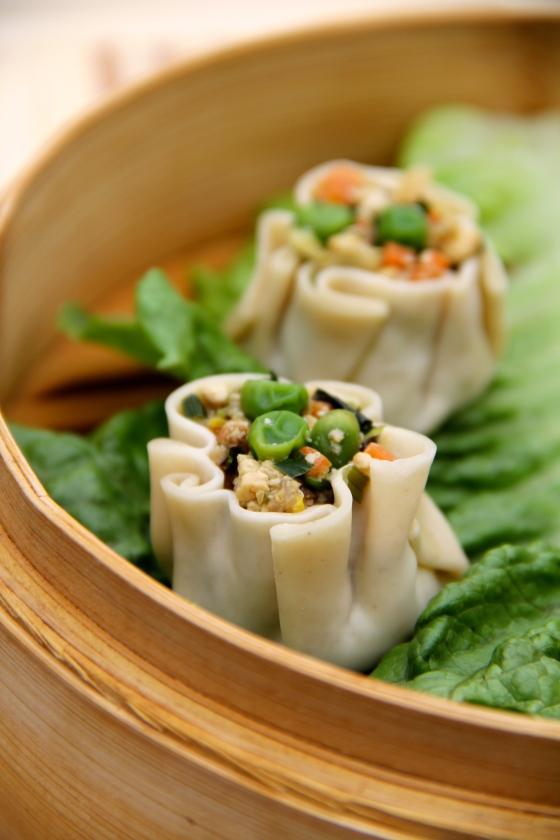 Kids Easy Asian Dumplings Class © KETMALA'S KITCHEN 2012-13