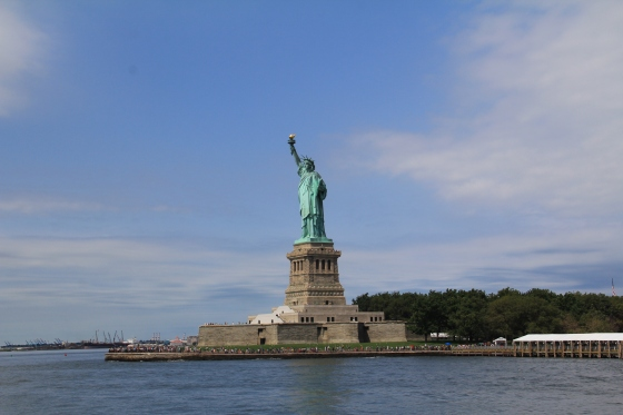 Statue of Liberty © KETMALA'S KITCHEN 2012-13