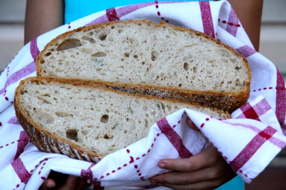 Everyday Artisan Bread Class © KETMALA'S KITCHEN 2012-13