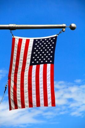 American Flag © KETMALA'S KITCHEN 2012-13