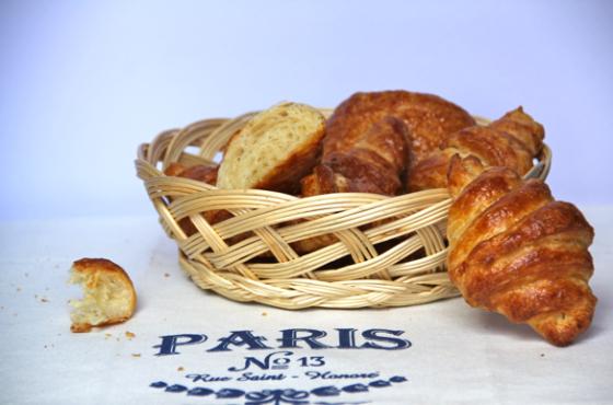 French Croissants © KETMALA'S KITCHEN 2012-13