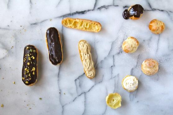 Pâte à Choux © KETMALA'S KITCHEN 2012-13