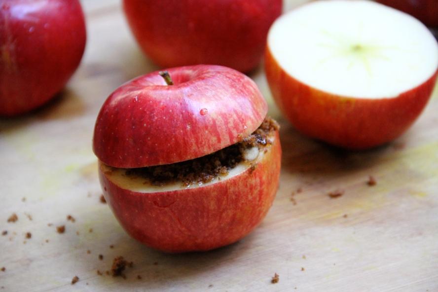 Pomme au four © KETMALA'S KITCHEN 2012-13