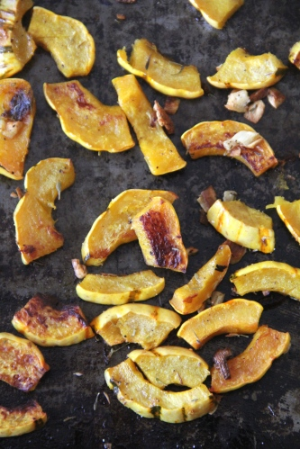 Roasted Delicata Squash © KETMALA'S KITCHEN 2012-13