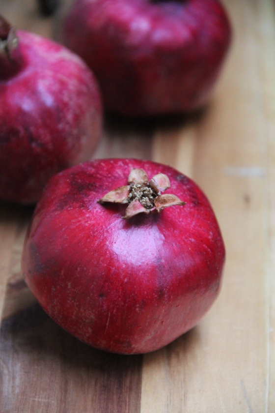 Pomegranate © KETMALA'S KITCHEN 2012-14