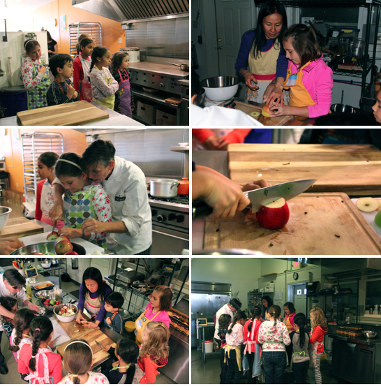Kid's Class at Chefanti © KETMALA'S KITCHEN 2012-14