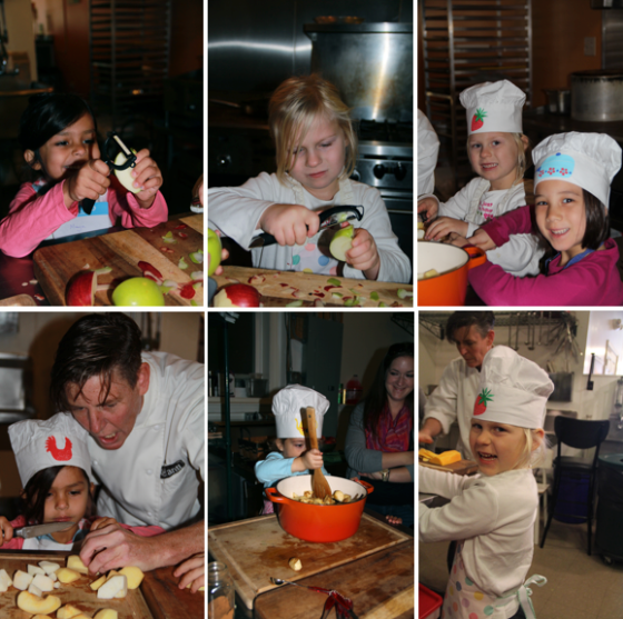 Kid's Class at Chefanti 2013 © KETMALA'S KITCHEN 2014
