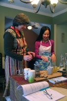 Gentle Cleanse Class 1 © KETMALA'S KITCHEN 2014