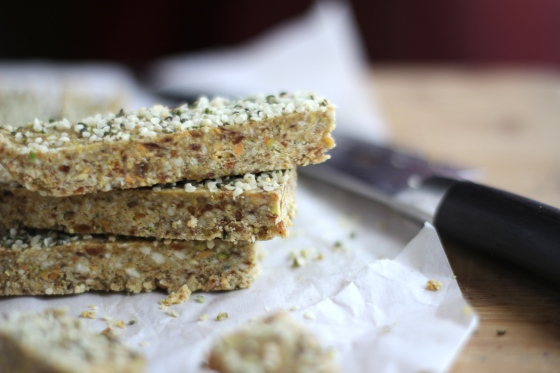 Raw Bars (GF,V) © KETMALA'S KITCHEN 2014