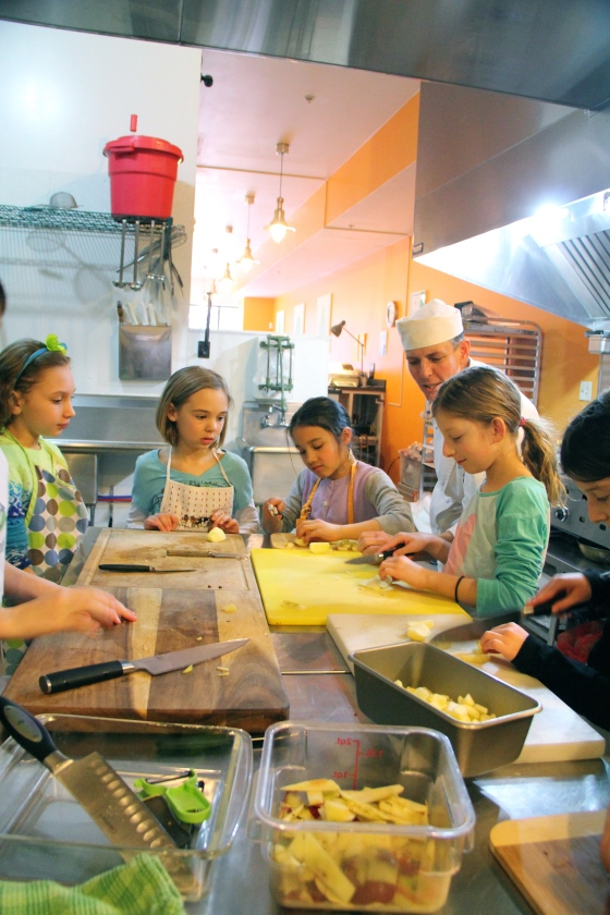 Cooking with Kids @Ketmala's KItchen 2014
